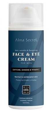 Crema masculina Alma Secret