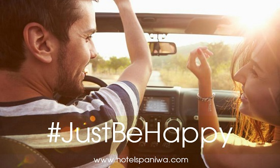 JUST BE HAPPY NIWA 2