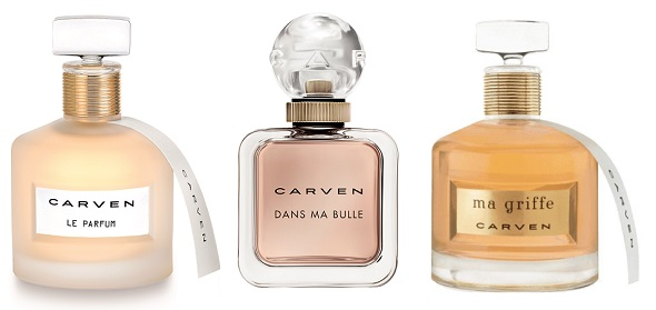 Perfumes Carven