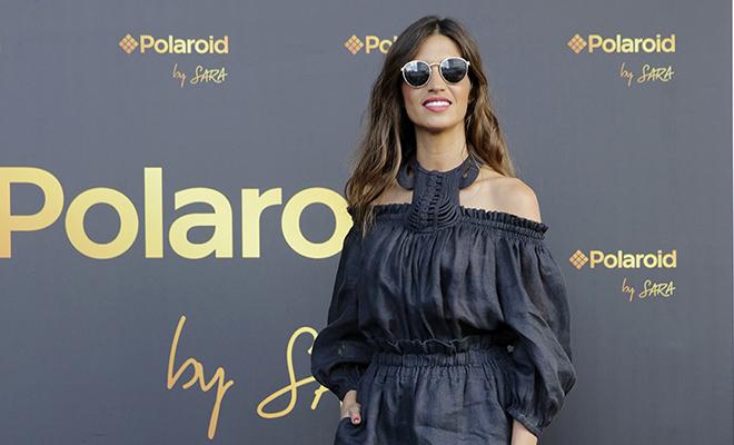 Sara Carbonero Lanza Una Colección De Gafas De Sol Junto A Polaroid
