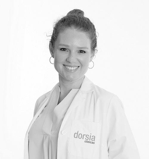 Virginia Sánchez, Directora Médica de Clínicas Dorsia y propietaria del centro de Majadahonda (Madrid).
