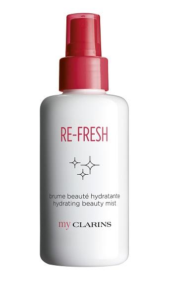 myClarins Re-Freh Bruma Embellecedora Hidratante frente