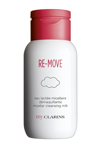 myClarins Re-Move Leche Micelar Desmaquillante frente