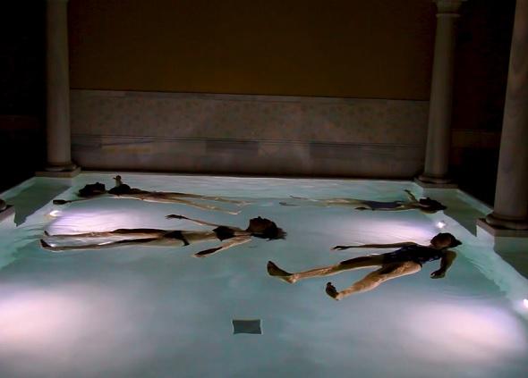 Sala de flotación