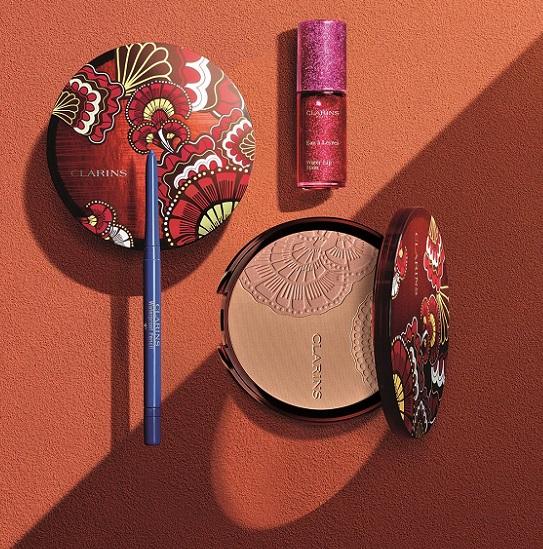 colección maquillaje Clarins verano 19