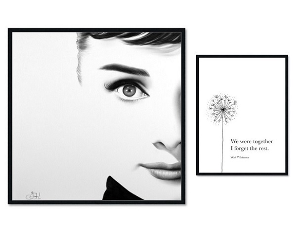 Audrey 2 (60 x 60) (30 X 40)