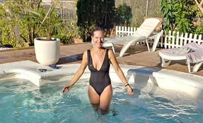 Ejercicios para ponerse en forma en la piscina