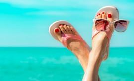 cuidar pies en verano