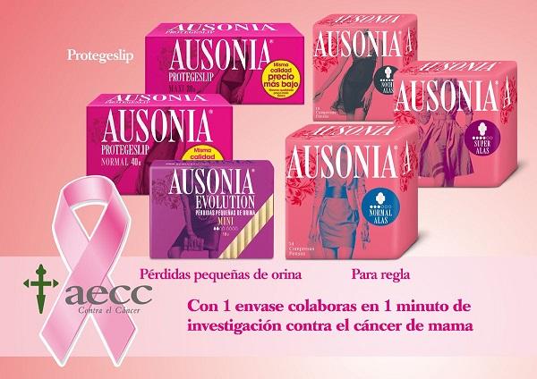 Ausonia investigación contra el cáncer