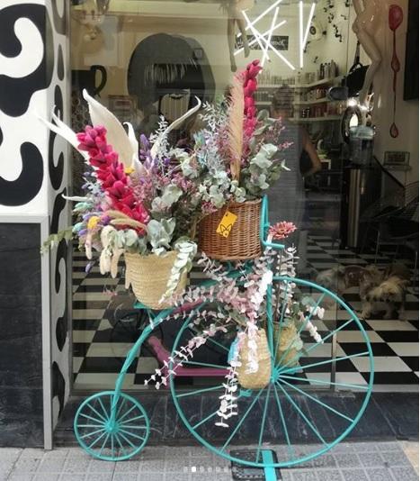 Bici La Narcisa Floral