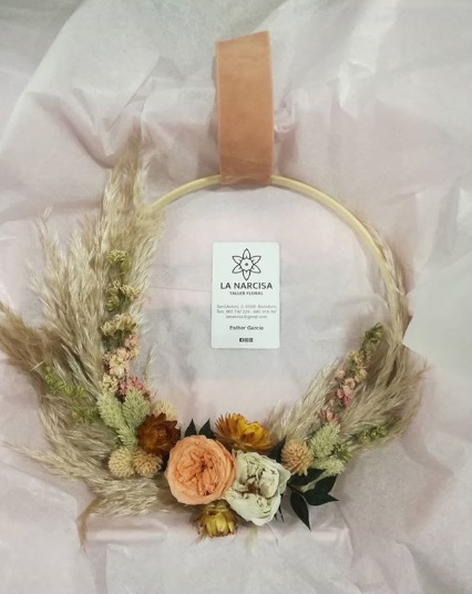 Detalle La Narcisa Floral