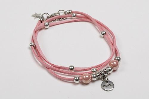 Pulsera_collar rosa_1