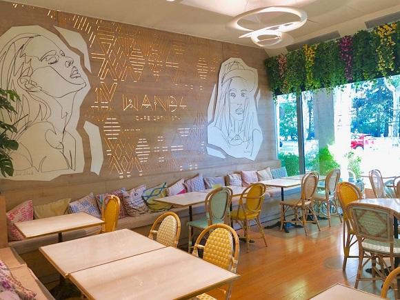 Wanda Café Optimista 2