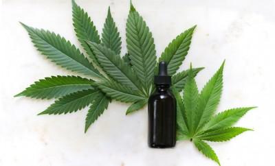 Cosmética con marihuana