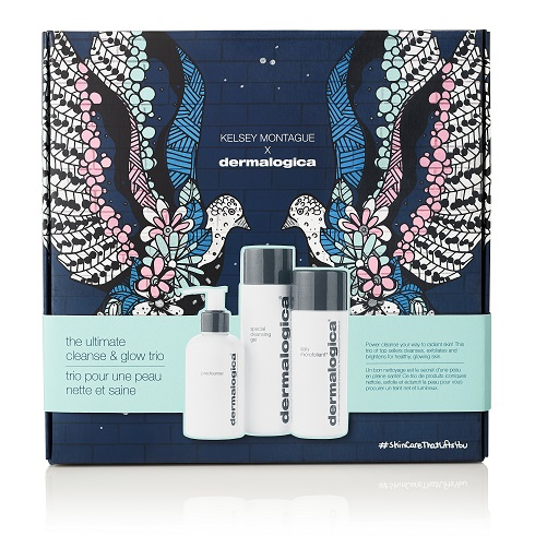 Cofres Navidad: The Ultimate Cleanse and Glow Trio Box - Front