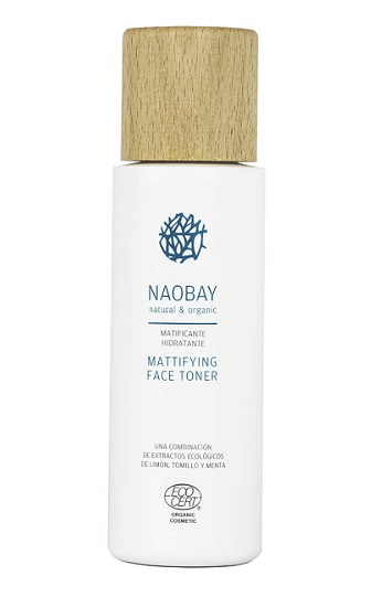 Bodybox Naobay Mattifying Face Toner