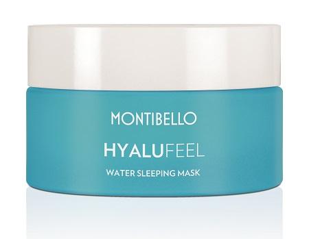 MONTIBELLO HYALUFEEL - Water Sleeping Mask