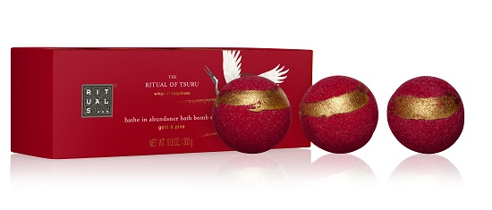 Rituals The Ritual of Tsuru Bath Bombs BOX+BPRO
