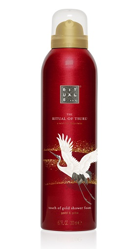 Rituals The Ritual of Tsuru Foaming Shower Gel