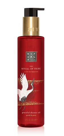 Rituals The Ritual of Tsuru Shower Oil