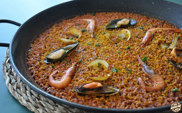 Arroz de Marisco. Carlos Arroces