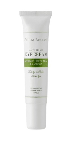 Cosmética frío. Alma Secret Eye Cream 10 ml