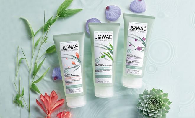 Geles de ducha hidratantes Jowae