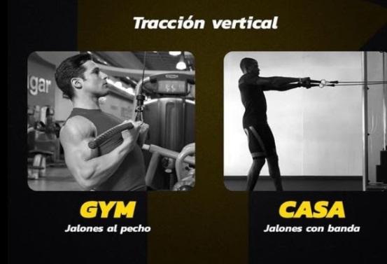 Tracción vertical