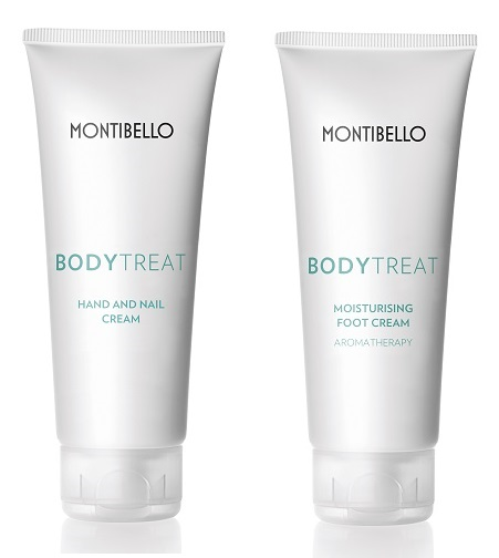 BODY-TREAT---Hand-and-Nail-Cream & Foot Cream -Montibello