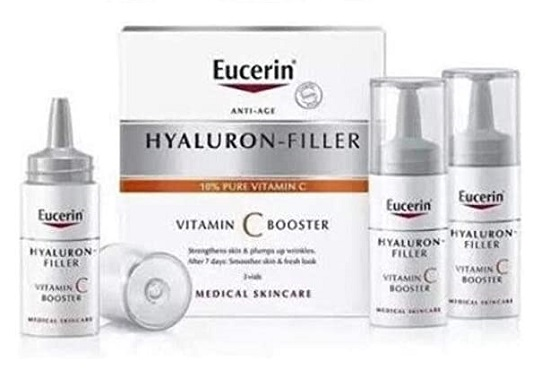 Hyaluron Filler Vitamin C Booster Eucerin