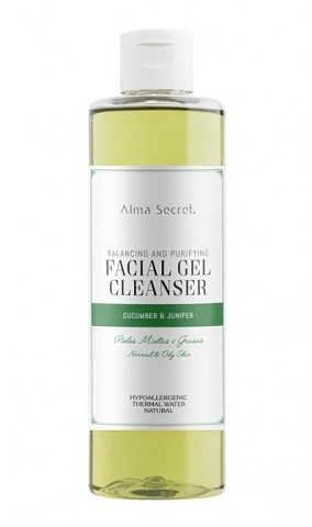 Limpiador facial Alma Secret